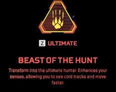 Beast of Hunt Bloodhound apex Legends
