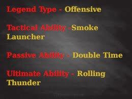 Bangalore Apex Legends Ability
