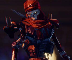 Revenant Apex Legends lore