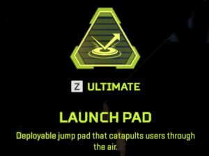apex legends octane Ultimate abilities