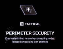 perimeter security wattson apex legends abiility