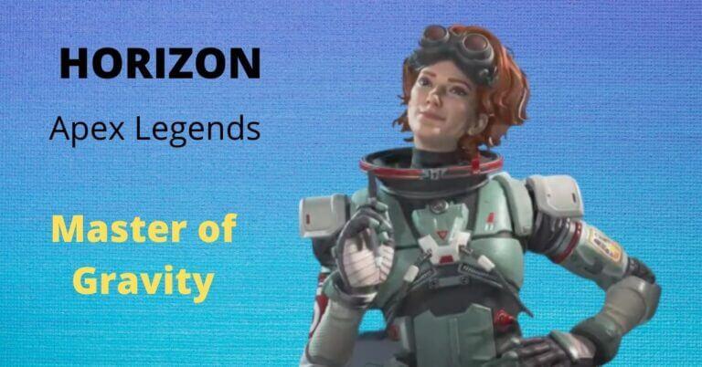 Horizon Apex Legends