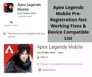 Apex-Legends-Mobile-Pre-Registration-Not-Working-Device-Compatible