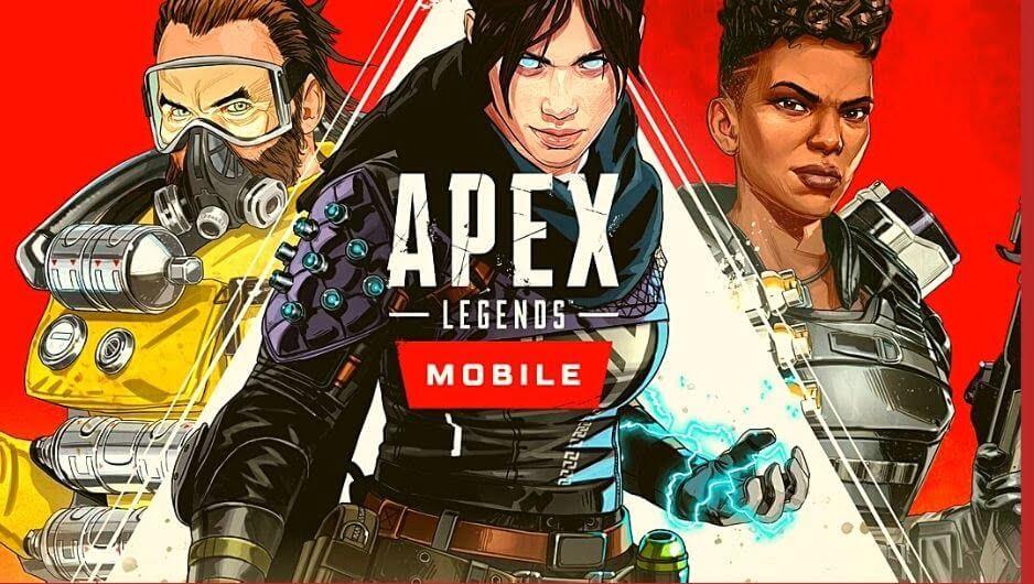 Apex Legends Mobile Regional beta